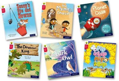 Oxford Reading Tree Story Sparks: Oxford Level 4: Class Pack of 36 - Oxford Reading Tree Story Sparks