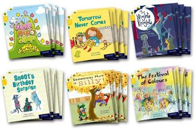 Oxford Reading Tree Story Sparks: Oxford Level 5: Mixed Pack of 6 - Oxford Reading Tree Story Sparks