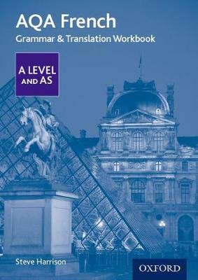 AQA French A Level and AS Grammar & Translation Workbook (Paperback)