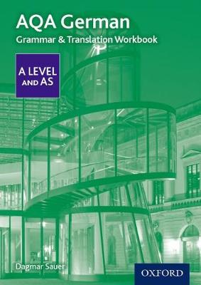 AQA A Level German: Grammar & Translation Workbook - AQA A Level German (Paperback)