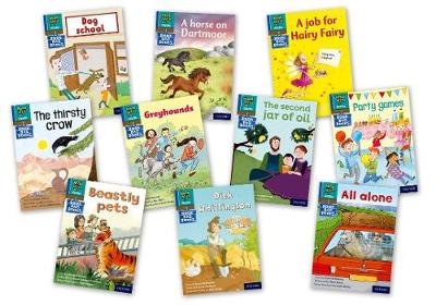 Read Write Inc. Phonics Book Bag Books: Blue Set 6 Storybooks Mixed Pack of 10 - Read Write Inc. Phonics Book Bag Books