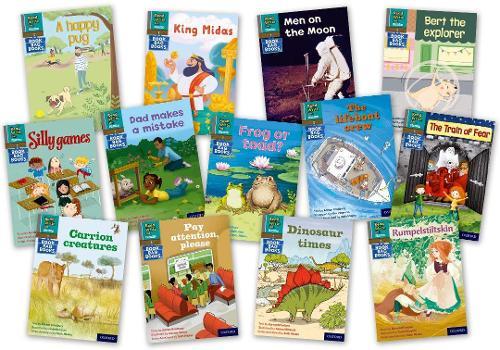 Read Write Inc. Phonics Book Bag Books: Grey Set 7 Storybooks Mixed Pack of 13 - Read Write Inc. Phonics Book Bag Books