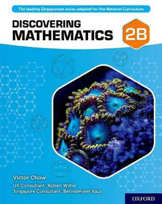 Discovering Mathematics: Student Book 2B - Discovering Mathematics (Paperback)