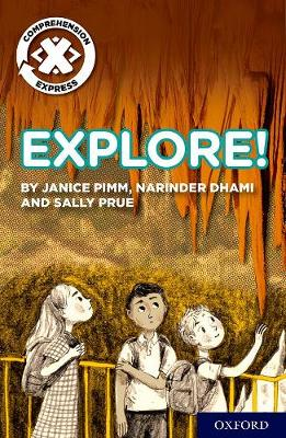Project X Comprehension Express: Stage 1: Explore! Pack of 6 - Project X Comprehension Express (Paperback)