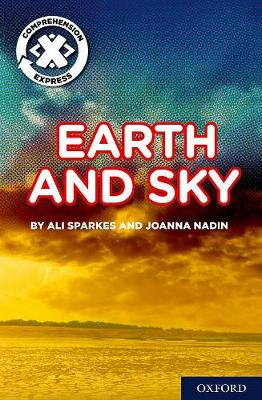 Project X Comprehension Express: Stage 1: Earth and Sky Pack of 6 - Project X Comprehension Express