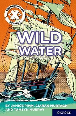 Project X Comprehension Express: Stage 2: Wild Water Pack of 15 - Project X Comprehension Express