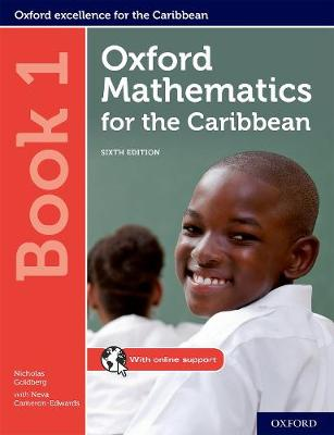Oxford Mathematics for the Caribbean: Book 1 - Oxford Mathematics for the Caribbean