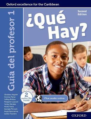 Que Hay: Que Hay: Teacher's Guide 1 - Que Hay