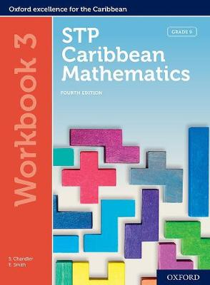 STP Caribbean Mathematics, Fourth Edition: Age 11-14: STP Caribbean Mathematics Workbook 3 - STP Caribbean Mathematics, Fourth Edition (Paperback)