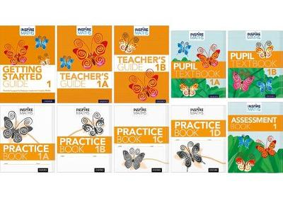 Inspire Maths: Year 1 Easy-Buy Pack (Paperback)