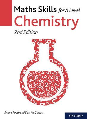 Maths Skills for A Level Chemistry (Paperback)