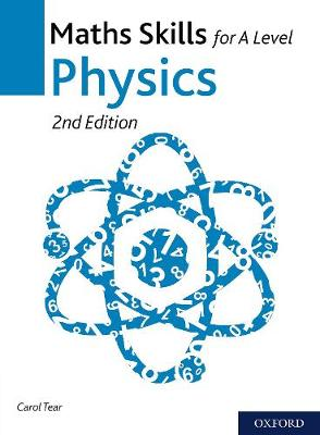 Maths Skills for A Level Physics (Paperback)