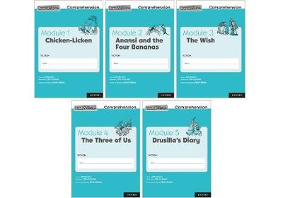 Read Write Inc. Comprehension: Modules 1-5 Mixed Pack of 5 (1 of each title) - Read Write Inc. Comprehension