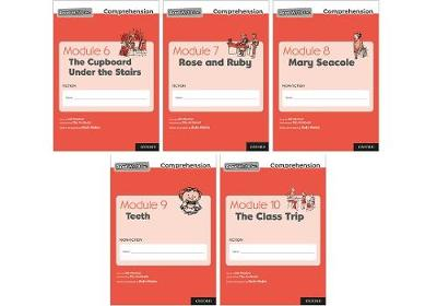 Read Write Inc. Comprehension: Modules 6-10 Mixed Pack of 5 (1 of each title) - Read Write Inc. Comprehension