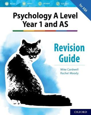The Complete Companions for AQA Psychology: AS and A Level: The Complete Companions: A Level Year 1 and AS Psychology Revision Guide for AQA - The Complete Companions for AQA Psychology (Paperback)
