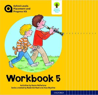 Oxford Levels Placement and Progress Kit: Workbook 5 Class Pack of 12 - Oxford Levels Placement and Progress Kit