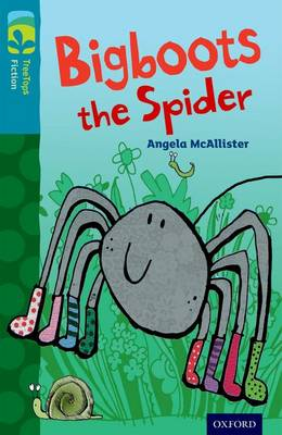 Oxford Reading Tree TreeTops Fiction: Level 9 More Pack A: Bigboots the Spider - Oxford Reading Tree TreeTops Fiction (Paperback)