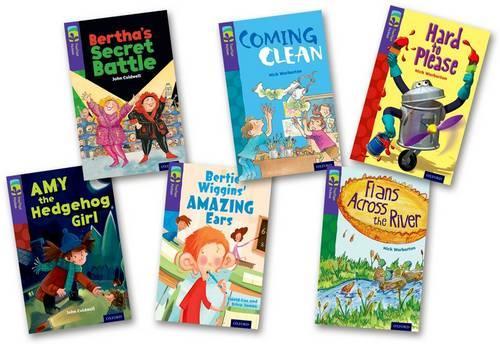 Oxford Reading Tree TreeTops Fiction: Level 11: Pack of 6 - Oxford Reading Tree TreeTops Fiction