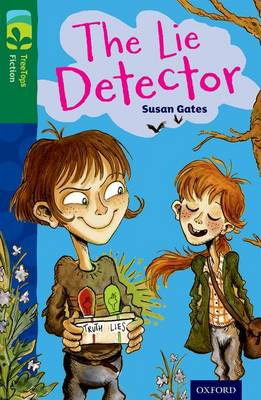 Oxford Reading Tree TreeTops Fiction: Level 12: The Lie Detector - Oxford Reading Tree TreeTops Fiction (Paperback)