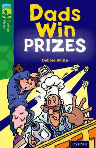 Oxford Reading Tree TreeTops Fiction: Level 12 More Pack B: Dads Win Prizes - Oxford Reading Tree TreeTops Fiction (Paperback)