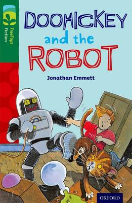 Oxford Reading Tree TreeTops Fiction: Level 12 More Pack B: Doohickey and the Robot - Oxford Reading Tree TreeTops Fiction (Paperback)