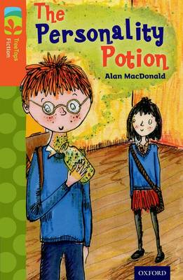 Oxford Reading Tree TreeTops Fiction: Level 13: The Personality Potion - Oxford Reading Tree TreeTops Fiction (Paperback)