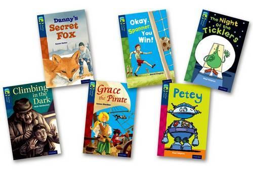 Oxford Reading Tree TreeTops Fiction: Level 14: Pack of 6 - Oxford Reading Tree TreeTops Fiction