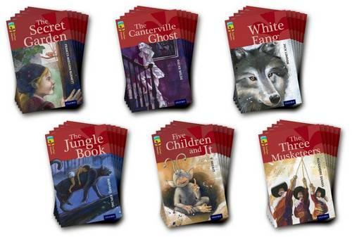Oxford Reading Tree TreeTops Classics: Level 15: Pack of 6 - Oxford Reading Tree TreeTops Classics