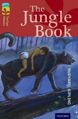 Oxford Reading Tree TreeTops Classics: Level 15: The Jungle Book - Oxford Reading Tree TreeTops Classics (Paperback)