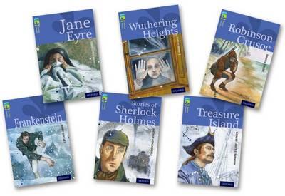 Oxford Reading Tree TreeTops Classics: Level 17: Pack of 6 - Oxford Reading Tree TreeTops Classics