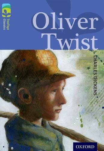 Oxford Reading Tree TreeTops Classics: Level 17 More Pack A: Oliver Twist - Oxford Reading Tree TreeTops Classics (Paperback)