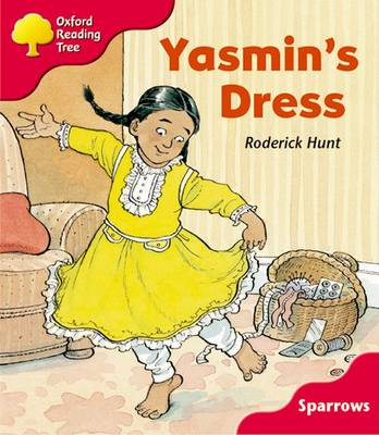 Oxford Reading Tree: Level 4: Sparrows: Yasmin's Dress (Paperback)