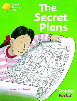 Oxford Reading Tree: Robins Pack 2: The Secret Plans - Oxford Reading Tree (Paperback)