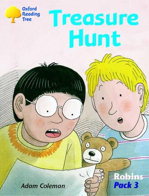 Oxford Reading Tree: Levels 6-10: Robins: Treasure Hunt (Pack 3) (Paperback)