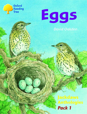 Oxford Reading Tree: Levels 8-11: Jackdaws: Pack 1: Eggs (Paperback)