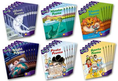 Oxford Reading Tree: Level 11: Glow-worms: Class Pack (36 books, 6 of each title) - Oxford Reading Tree