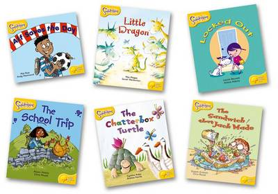 Oxford Reading Tree: Level 5: Snapdragons: Pack (6 books, 1 of each title) - Oxford Reading Tree