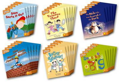 Oxford Reading Tree: Level 6: Snapdragons: Class Pack (36 books, 6 of each title) - Oxford Reading Tree