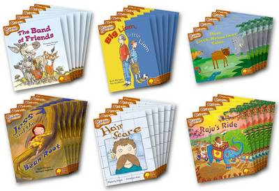Oxford Reading Tree: Level 8: Snapdragons: Class Pack (36 books, 6 of each title) - Oxford Reading Tree