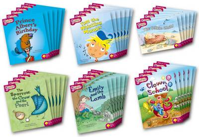 Oxford Reading Tree: Level 10: Snapdragons: Class Pack (36 books, 6 of each title) - Oxford Reading Tree