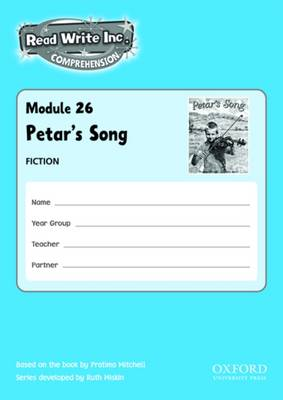 Read Write Inc. Comprehension: Modules 26-30: Pack of 5 books - Read Write Inc. Comprehension