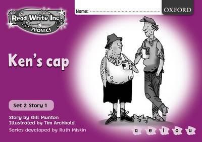 Read Write Inc. Phonics: Purple Set 2 B/W Storybooks: School Pack of 100 books - Read Write Inc. Phonics (Paperback)