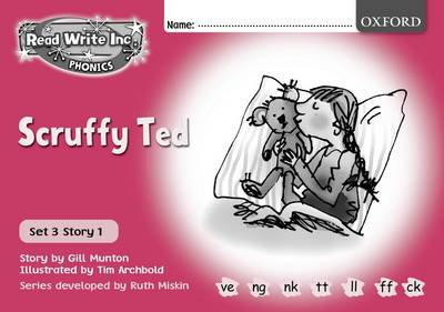 Read Write Inc. Phonics: Pink Set 3 B/W Storybooks: Mixed Pack of 10 books - Read Write Inc. Phonics (Paperback)