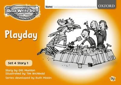 Read Write Inc. Phonics: Orange Set 4 B/W Storybooks: School Pack of 120 Books (Paperback)