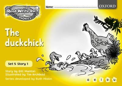 Read Write Inc. Phonics: Yellow Set 5 B/W Storybooks: Mixed Pack of 10 Books (Paperback)
