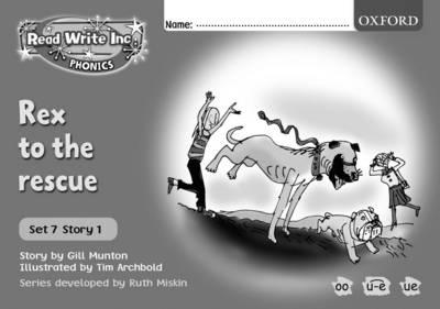 Read Write Inc. Phonics: Grey Set 7 B/W Storybooks: School Pack of 130 books - Read Write Inc. Phonics (Paperback)
