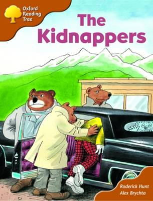 Oxford Reading Tree: Stage 8: Storybooks: the Kidnappers (Paperback)