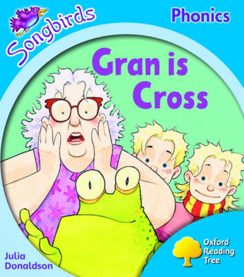 Oxford Reading Tree: Stage 3: Songbirds Phonics: Pack (6 Books, 1 of Each Title)