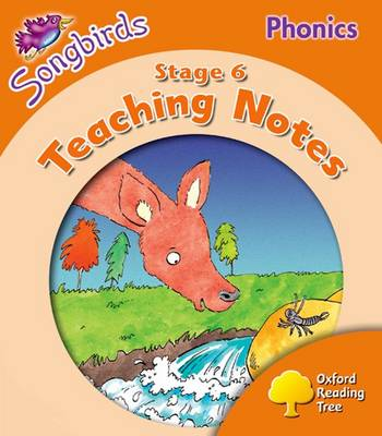 Oxford Reading Tree: Level 6: Songbirds Phonics: Teaching Notes (Paperback)