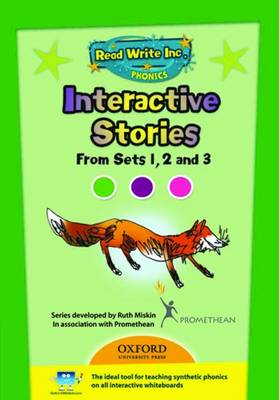 Read Write Inc. Phonics: Interactive Stories CD-ROM 1 Single User (CD-ROM)